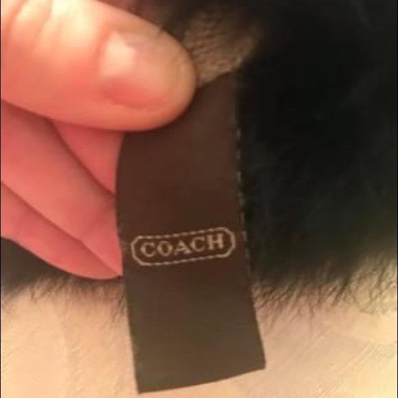 Women's Coach Dress gloves
